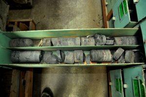 Litoteca sertar metalic